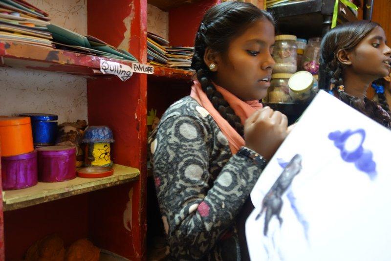 Soni, Protsahan, Uttam Nagar, NGO for Child Rights in India