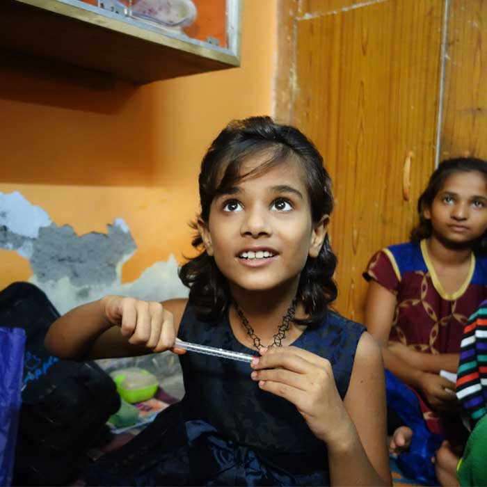 Protsahan India Foundation - NGO for Child Rights in India
