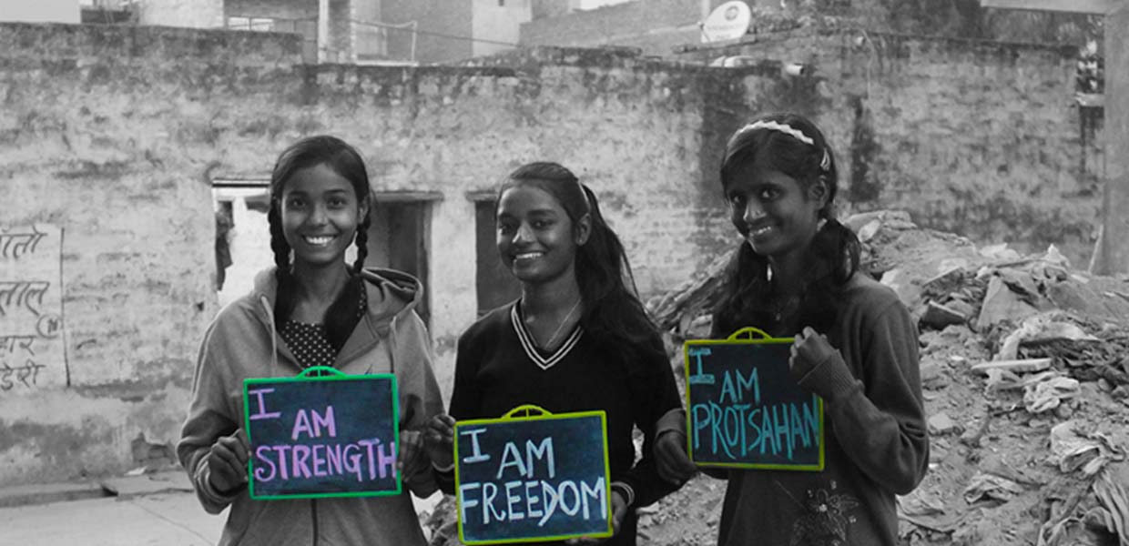 Protsahan India Foundation - NGO for Child Rights in India