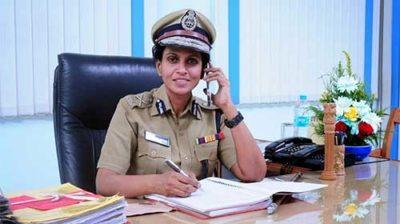 R Sreelekha, IPS, Kerala